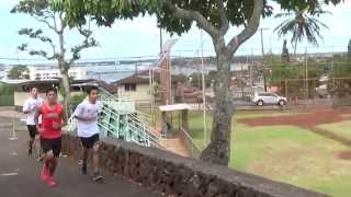 preview picture of video '2014 Aiea Preseason XC Meet Boys JV Race'