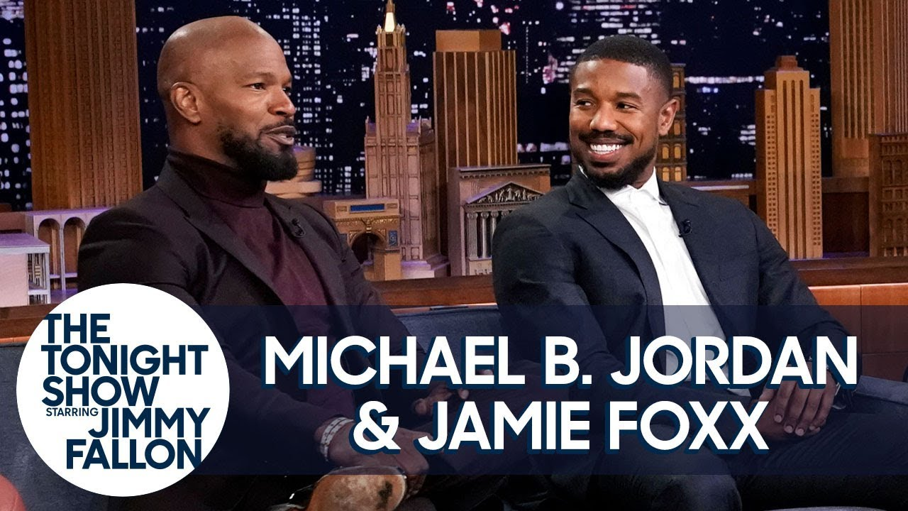 Michael B. Jordan and Jamie Foxx Recall Filming Just Mercy's Emotional Courtroom Scene thumbnail