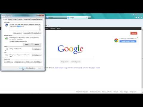 Download How To Make Google Your Homepage Make Google My