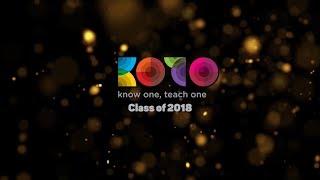 KOTO Graduation 2018