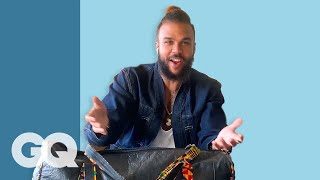 10 Things Jidenna Can't Live Without | GQ