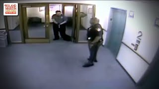 Security Guard Pulls Gun On Black Police Officer In Full Uniform & Tried To Take Him Into Custody
