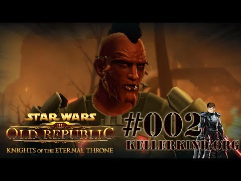 Voss in Flammen ★ #002 ★ EmKa plays Star Wars The Old Republic [HD|60FPS]