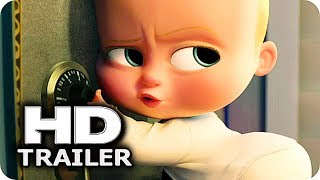 THE BOSS BABY Trailer 2017 Alec Baldwin Animation Movie HD