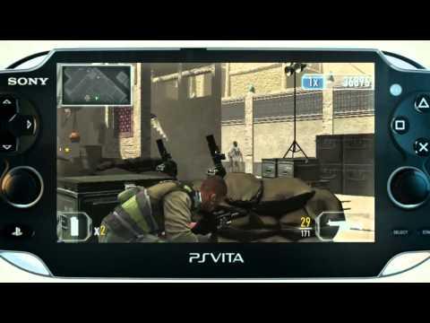 Видео № 0 из игры Unit 13 (Б/У) [PS Vita]