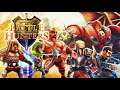 Battle Hunters by Phase Two Games Pty Ltd Ios Gameplay