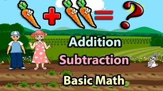 Basic Math For Kids: Addition and Subtraction, Science games, Preschool and Kindergarten Activities - Download this Video in MP3, M4A, WEBM, MP4, 3GP
