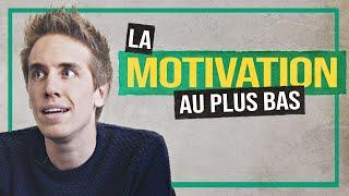Perte De MOTIVATION ? Regarde Cette Vidéo !