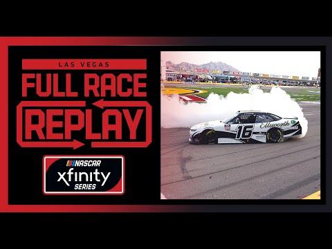 NASCAR ペンゾイル400(ラスベガス・モーター・スピードウェイ)Xfinityクラスのフルレース動画