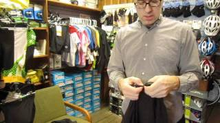 preview picture of video 'Bellwether Convertible Cycling Jacket at Cycle Path Bicycles in Athens Ohio'