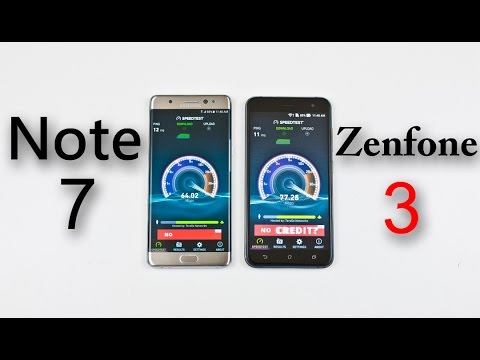 zehn phone 3 asus test