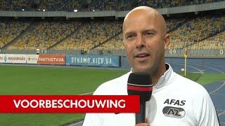 Voorbeschouwing Slot   Dynamo Kiev - AZ   Champions League