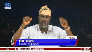 """You Have No Integrity"": Melaye, Adeyemi Trade Words Pt. 1"