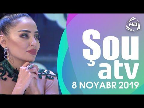 Şou ATV - Namiq Qaraçuxurlu, Ağamirzə (08.11.2019)
