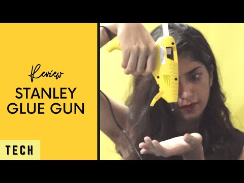 Stanley Glue Gun – Review