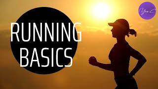 ALL YOU NEED TO KNOW ABOUT RUNNING ✨ GET FIT #33