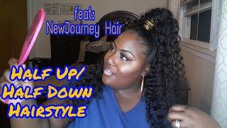 Quick Weave Half Up Half Down Curly Hair 免费在线视频最佳电影电视