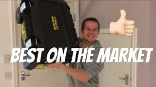 STANLEY FATMAX TOOL CHEST // The Best
