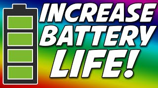 Get 2 Days Of Battery Life With This Awesome Battery Hacks || Telugu world IN