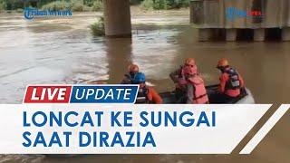 Nekat Terjun ke Sungai saat Razia Narkoba, Pemuda asal Kabupaten Bungo hingga Kini Masih Hilang