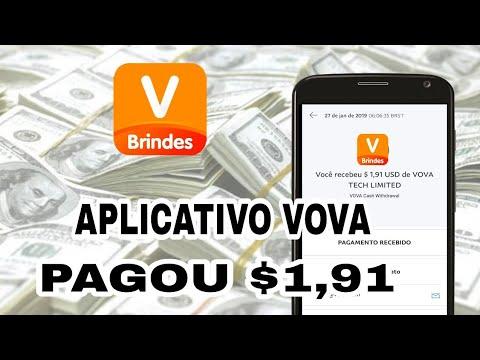 PAGOU!! Vova $1,91 Aplicativo Pagando Via Paypal Convidando amigos