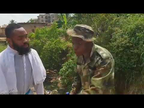 Woli Arole sold water that didn't work for Soldier; See what he told him to do in return!