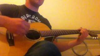 Barry Hackett - Pancho and Left - Acoustic Townes Van Zant Cover