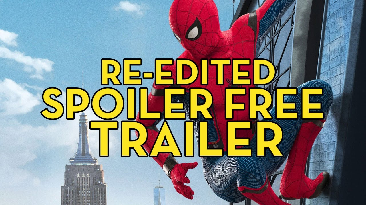 Watch: A Spoiler-Free Cut Of The Spider-Man Homecoming Trailer