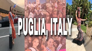 A LOOK BACK TO MY PAGEANT JOURNEY IN PUGLIA, ITALY | Sarah Margarette Joson