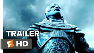 XMen Apocalypse Official Trailer 1 2016  Jennifer Lawrence Michael Fassbender Action Movie HD