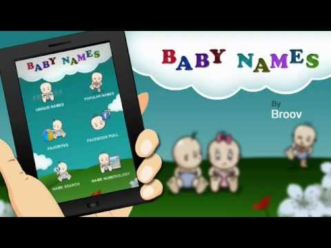 Video of Million Baby Names