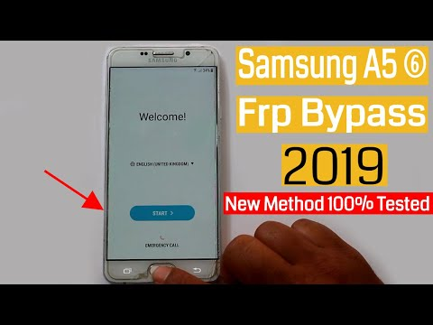 Samsung A5 2016 Bypass Frp/How To Remove Google Account Lock 2019