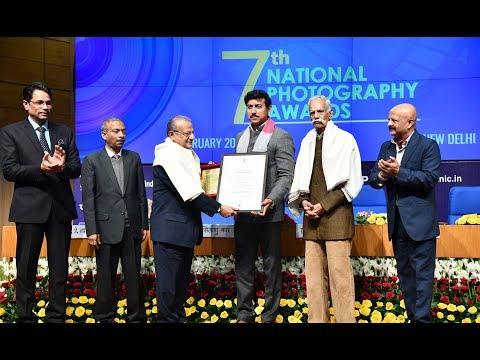 7th National Photography Awards Ceremony 2019