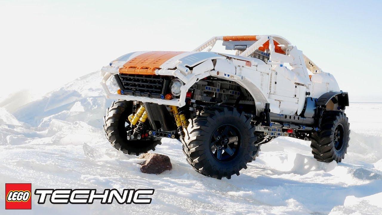 Lego Technic SUV Winter OutDoor