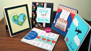 Farewell Card Ideas | The Sucrafts