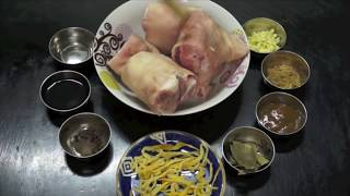 PAKSIW NA PATA Filipino Pork Pinoy Recipe