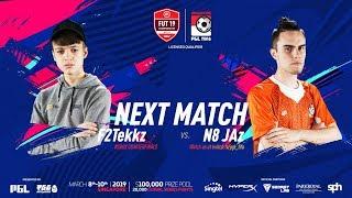 F2TEKKZ VS N8JAZ! FUT 19 CHAMPIONS CUP MARCH