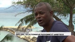 Reportage Infosport : zoom sur le football guadeloupéen