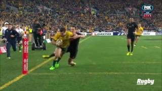 Adam Ashley-Coopers Bledisloe Cup Try