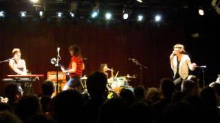 "Wild Flag, ""Margin Walker"" (Fugazi cover), live @ Paradise Boston 3/31/12"