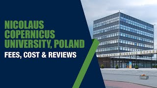 Nicolaus Copernicus University - Best MBBS Institute in Poland