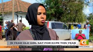 Drama as 15 year old girl is rescued from forced marriage in Eastleigh