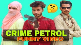 Crime Petrol Funny Video by kashmiri rounders