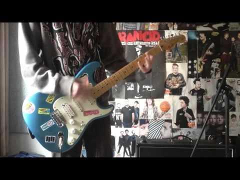 Weezer - Da Vinci Guitar Cover