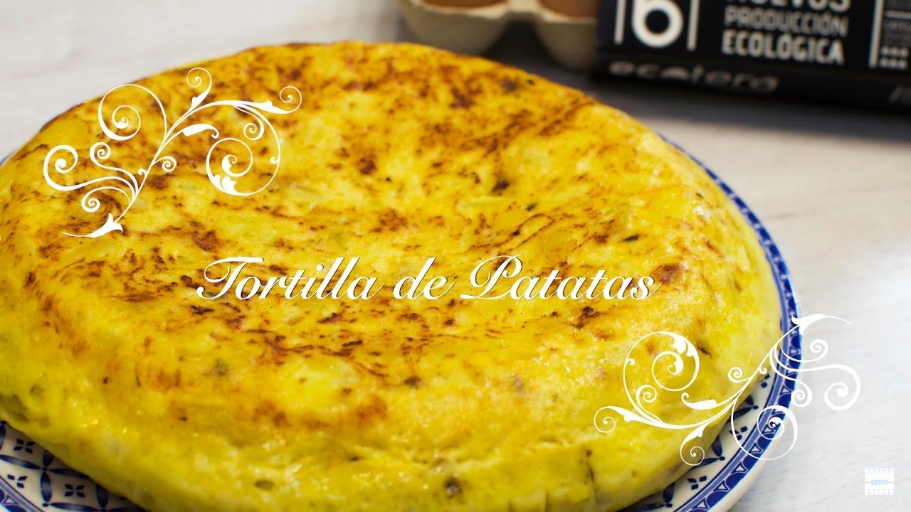 Tortilla de Patatas | Tortilla Española | Tortilla de Papas | Tortilla de Patatas con Cebolla