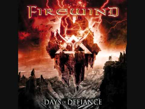 Firewind - When All Is Said And Done video
