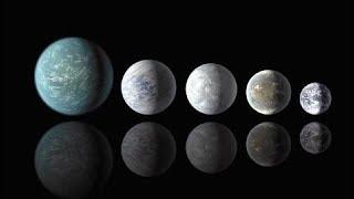 Документальный 2018 Discovery - Двойники Земли (Документальный фильм Discovery)