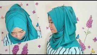 Tutorial Hijab Pashmina Rawis Simple Trend Hijab 2016 Terbaru