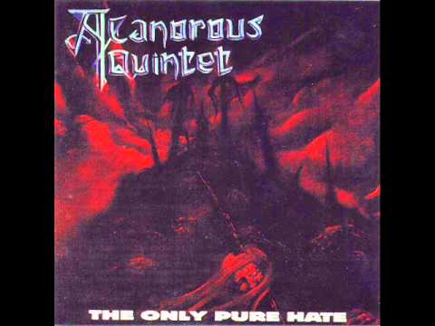 A Canorous Quintet - Realm Of Rain