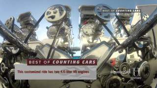 Counting Cars S04E21 Twin Engine Quad Blown Hotrod